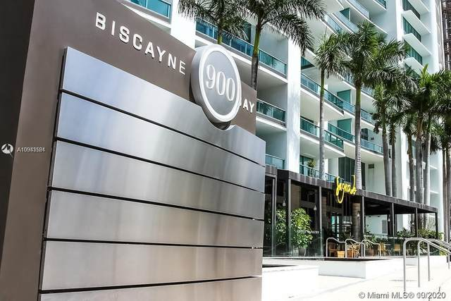 900 Biscayne Blvd #3710, Miami, FL 33132 (MLS #A10943524) :: Berkshire Hathaway HomeServices EWM Realty
