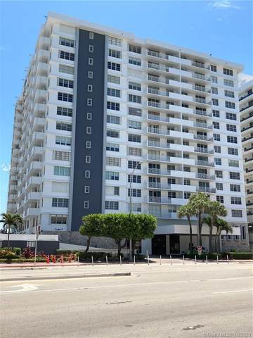 5825 Collins Ave 4G, Miami Beach, FL 33140 (MLS #A10943544) :: Re/Max PowerPro Realty