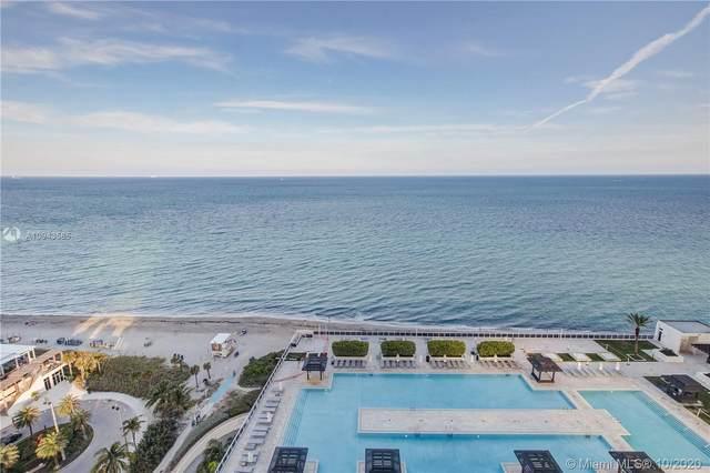 1800 S Ocean Dr #1902, Hallandale Beach, FL 33009 (MLS #A10943585) :: Castelli Real Estate Services