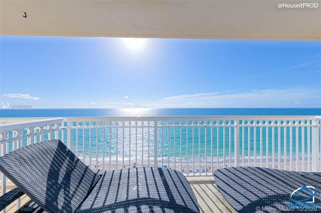 19201 Collins Ave #1115, Sunny Isles Beach, FL 33160 (MLS #A10943591) :: Prestige Realty Group