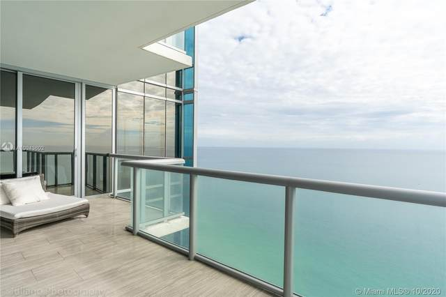 17121 Collins Ave #4101, Sunny Isles Beach, FL 33160 (MLS #A10943602) :: Ray De Leon with One Sotheby's International Realty