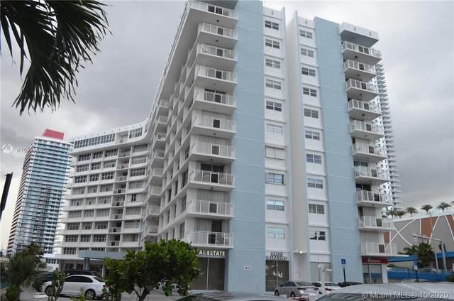 1801 S Ocean Dr #1040, Hallandale Beach, FL 33009 (MLS #A10943655) :: Carole Smith Real Estate Team