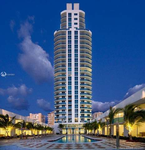 1945 S Ocean Dr #1114, Hallandale Beach, FL 33009 (MLS #A10943681) :: Green Realty Properties