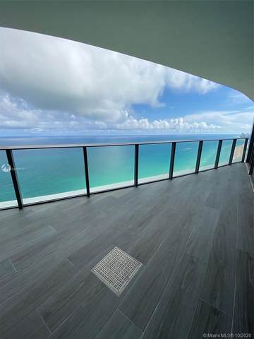 15701 Collins Ave #3503, Sunny Isles Beach, FL 33160 (MLS #A10943733) :: Jo-Ann Forster Team