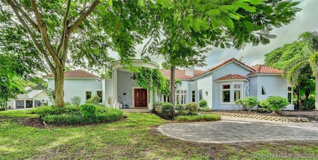 3920 NW 43rd St, Coconut Creek, FL 33073 (MLS #A10943780) :: Berkshire Hathaway HomeServices EWM Realty