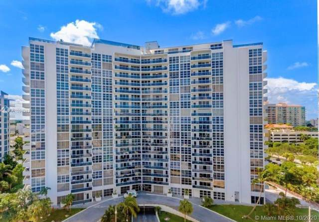 2841 N Ocean Blvd #1509, Fort Lauderdale, FL 33308 (MLS #A10943826) :: Equity Advisor Team