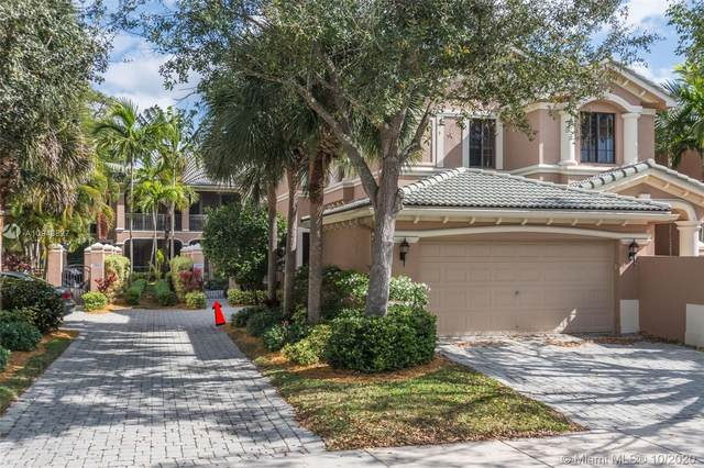 2800 Center Ct Dr 1-30, Weston, FL 33332 (MLS #A10943827) :: Prestige Realty Group