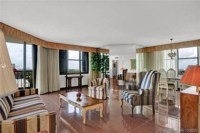 1901 Brickell Ave B2308, Miami, FL 33129 (MLS #A10943867) :: Carole Smith Real Estate Team