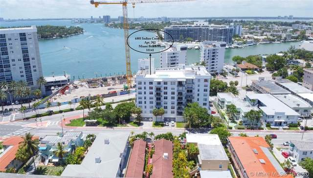 6801 Indian Creek Dr #202, Miami Beach, FL 33141 (MLS #A10943873) :: Ray De Leon with One Sotheby's International Realty