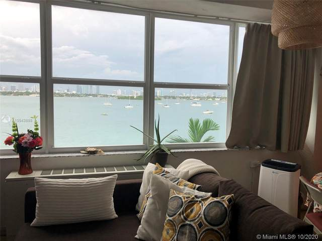 1250 West Ave 3W, Miami Beach, FL 33139 (MLS #A10943888) :: Jo-Ann Forster Team