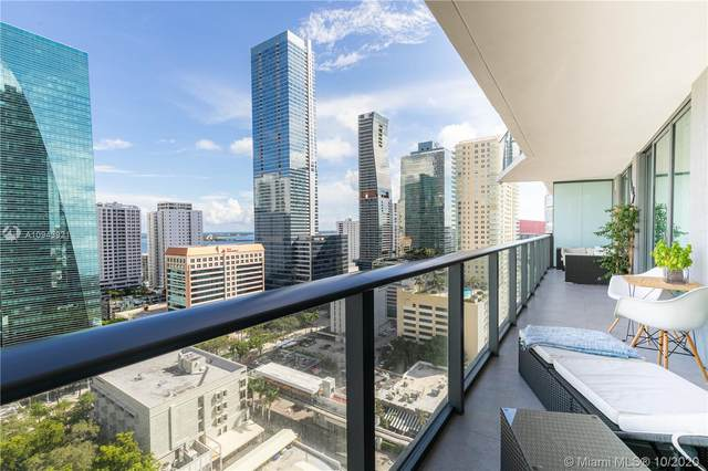 1300 S Miami Ave #1902, Miami, FL 33130 (MLS #A10943921) :: The Pearl Realty Group