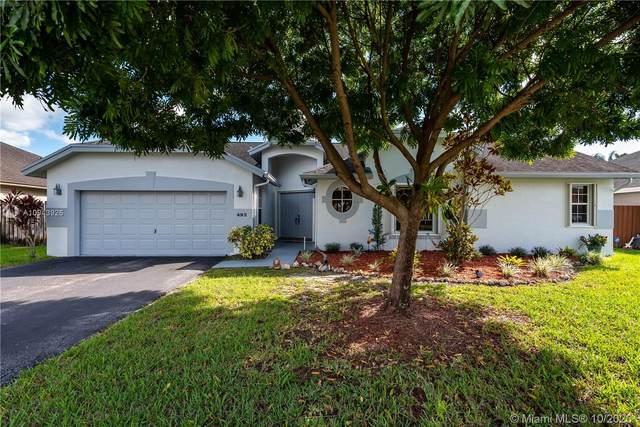 492 Barbri Ln, Davie, FL 33325 (MLS #A10943926) :: Berkshire Hathaway HomeServices EWM Realty