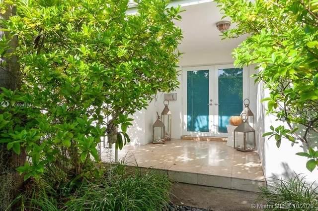 2031 N Bay Rd, Miami Beach, FL 33140 (MLS #A10943944) :: The Riley Smith Group