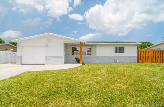 1486 NW 66th Ave, Margate, FL 33063 (MLS #A10943962) :: Berkshire Hathaway HomeServices EWM Realty