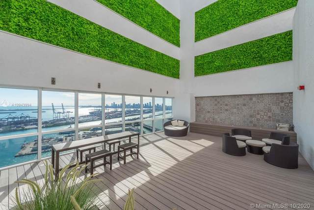 400 Alton Rd Ph-B, Miami Beach, FL 33139 (MLS #A10943994) :: Ray De Leon with One Sotheby's International Realty