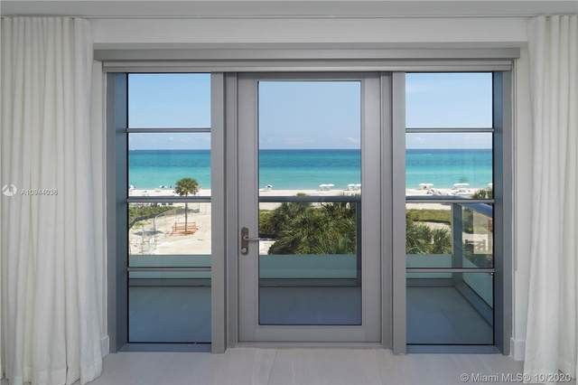 3739 Collins Ave N-402, Miami Beach, FL 33140 (MLS #A10944036) :: The Riley Smith Group