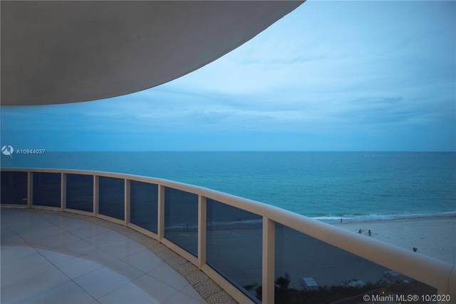 18201 Collins Ave #1009, Sunny Isles Beach, FL 33160 (MLS #A10944037) :: The Jack Coden Group