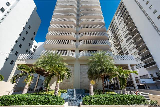 6061 Collins Ave 17D, Miami Beach, FL 33140 (MLS #A10944041) :: Re/Max PowerPro Realty