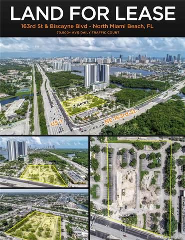 16355 Biscayne Blvd, North Miami Beach, FL 33160 (MLS #A10944090) :: Berkshire Hathaway HomeServices EWM Realty