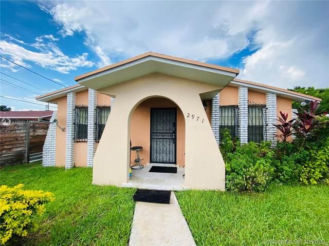 2969 NW 26th St, Miami, FL 33142 (MLS #A10944123) :: Berkshire Hathaway HomeServices EWM Realty