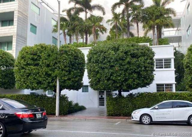 1700 Meridian Ave #312, Miami Beach, FL 33139 (MLS #A10944224) :: The Pearl Realty Group