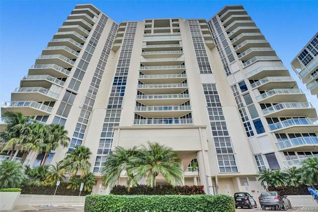 6051 N Ocean Dr #505, Hollywood, FL 33019 (MLS #A10944244) :: Prestige Realty Group