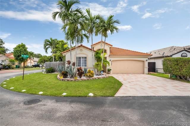8596 SW 157th Ct, Miami, FL 33193 (MLS #A10944273) :: Re/Max PowerPro Realty