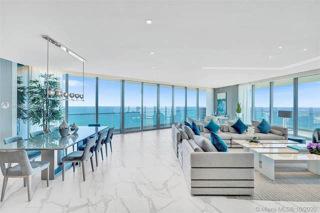 18975 Collins #5200, Sunny Isles Beach, FL 33160 (MLS #A10944367) :: The Howland Group