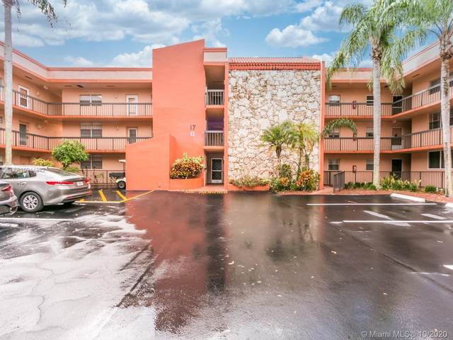 3060 Holiday Springs Blvd #305, Margate, FL 33063 (MLS #A10944392) :: Green Realty Properties
