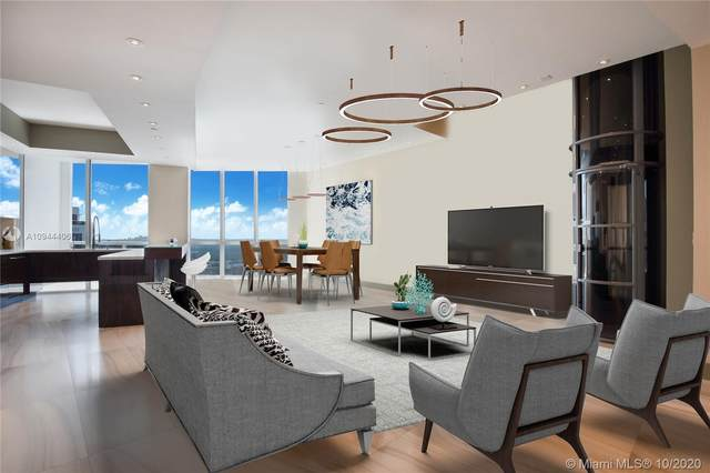 18201 Collins Ave Ts02, Sunny Isles Beach, FL 33160 (MLS #A10944406) :: The Jack Coden Group