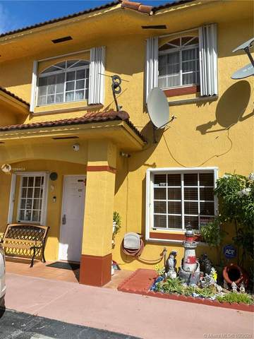 7540 W 20th Ave #105, Hialeah, FL 33016 (MLS #A10944424) :: Douglas Elliman