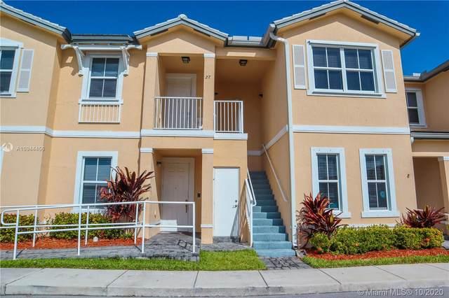 2819 SE 1st Dr #27, Homestead, FL 33033 (MLS #A10944456) :: Carole Smith Real Estate Team