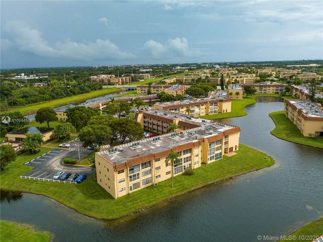 8861 SW Sunrise Lakes Blvd #209, Sunrise, FL 33322 (MLS #A10944544) :: The Teri Arbogast Team at Keller Williams Partners SW