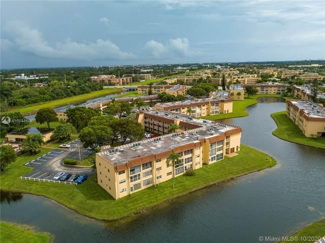 8861 SW Sunrise Lakes Blvd #209, Sunrise, FL 33322 (MLS #A10944544) :: Green Realty Properties