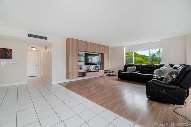 3800 Hillcrest Dr #322, Hollywood, FL 33021 (MLS #A10944545) :: Castelli Real Estate Services