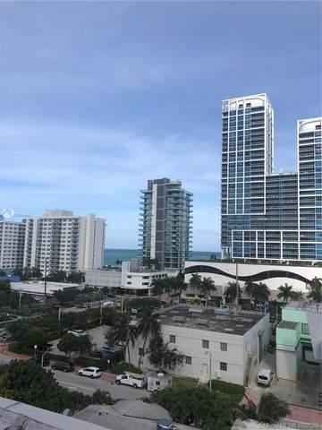 6855 Abbott Ave #201, Miami Beach, FL 33141 (MLS #A10944561) :: Green Realty Properties