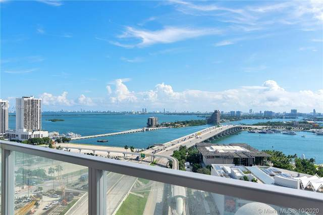 1100 SE Biscayne Blvd #2303, Miami, FL 33132 (MLS #A10944572) :: Green Realty Properties
