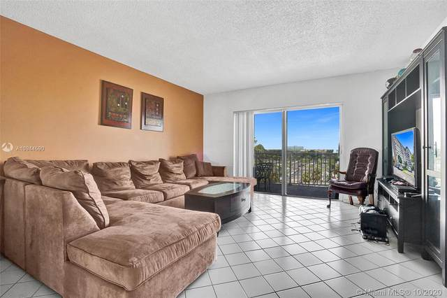 3800 Hillcrest Dr #607, Hollywood, FL 33021 (MLS #A10944590) :: Green Realty Properties