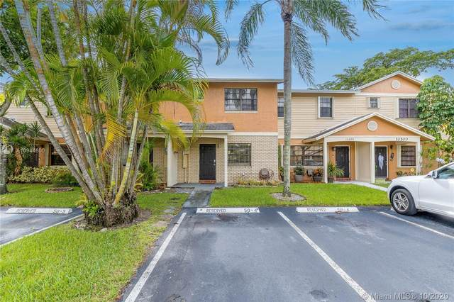 10490 NW 6th St, Pembroke Pines, FL 33026 (MLS #A10944600) :: The Pearl Realty Group