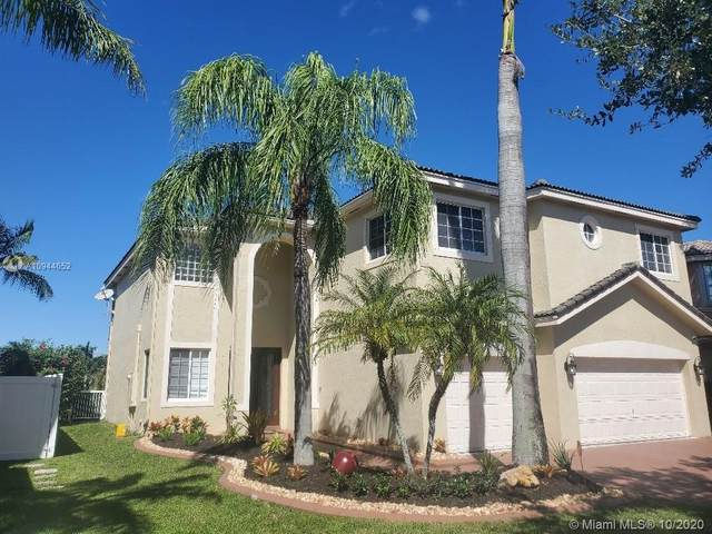 16351 SW 14th St, Pembroke Pines, FL 33027 (MLS #A10944652) :: Berkshire Hathaway HomeServices EWM Realty