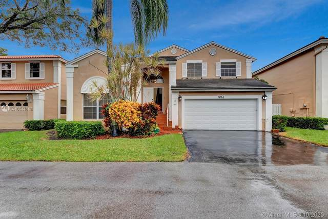 893 NW 97th Ave, Plantation, FL 33324 (MLS #A10944663) :: The Teri Arbogast Team at Keller Williams Partners SW