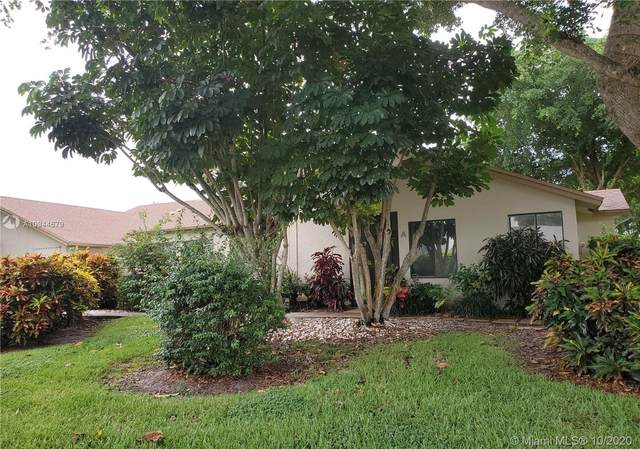3030 NW 12th St. Apt. A, Delray Beach, FL 33445 (MLS #A10944679) :: THE BANNON GROUP at RE/MAX CONSULTANTS REALTY I