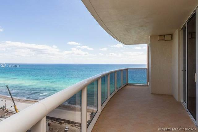 18911 Collins Ave. #1802, Sunny Isles Beach, FL 33160 (MLS #A10944716) :: United Realty Group