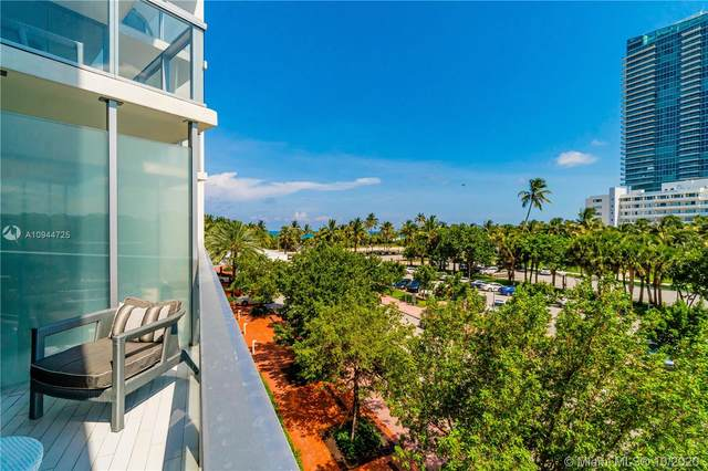 2201 Collins Ave #302, Miami Beach, FL 33139 (MLS #A10944725) :: The Pearl Realty Group