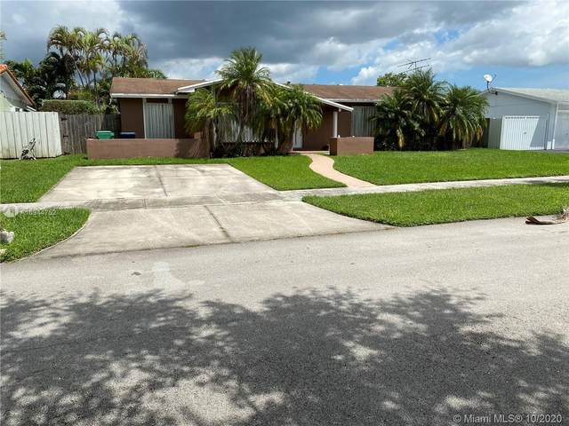 11621 SW 119th Place Rd, Miami, FL 33186 (MLS #A10944752) :: GK Realty Group LLC