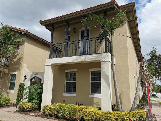 1323 SW 147th Ave, Pembroke Pines, FL 33027 (MLS #A10944767) :: The Pearl Realty Group
