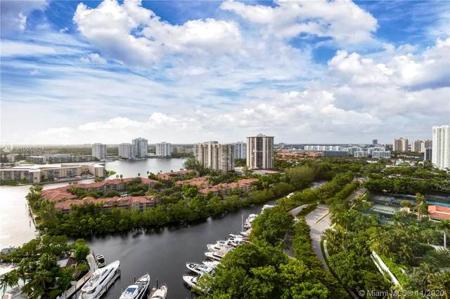 4100 Island Blvd #1803, Aventura, FL 33160 (MLS #A10944824) :: Ray De Leon with One Sotheby's International Realty