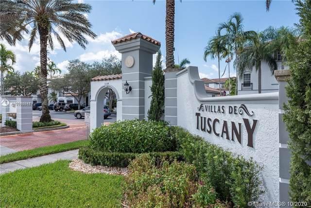 751 SW 148th Ave #1005, Sunrise, FL 33325 (MLS #A10944841) :: Castelli Real Estate Services