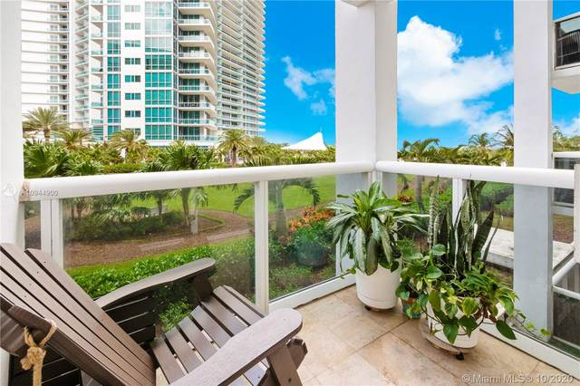 10275 Collins Ave #304, Bal Harbour, FL 33154 (MLS #A10944900) :: Albert Garcia Team
