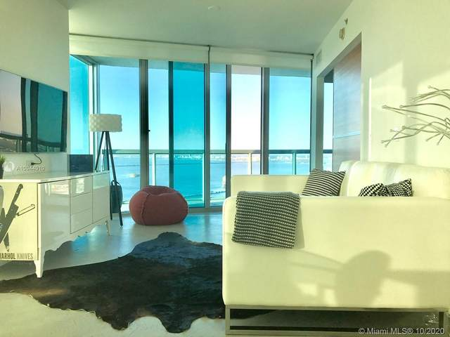 888 Biscayne Blvd #4312, Miami, FL 33132 (MLS #A10944910) :: The Pearl Realty Group